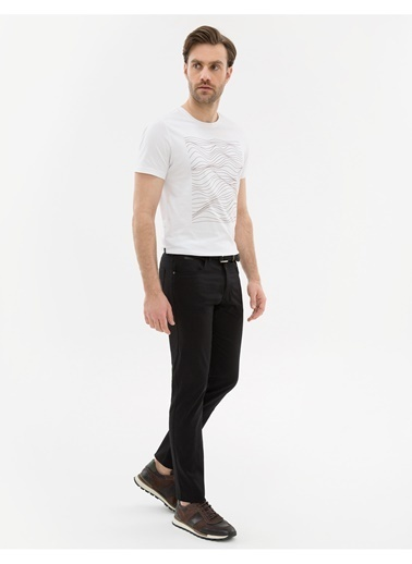 Pierre Cardin Pierre Cardin Siyah Pantolon Siyah